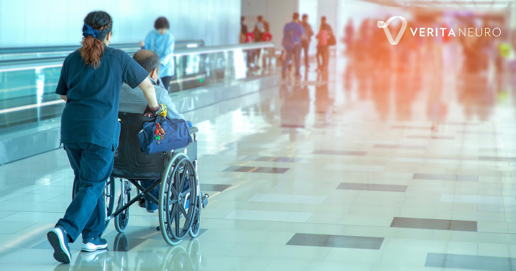 Qatar sponsors paralyzed citizen's Epidural Stimulation in Thailand - Verita Neuro